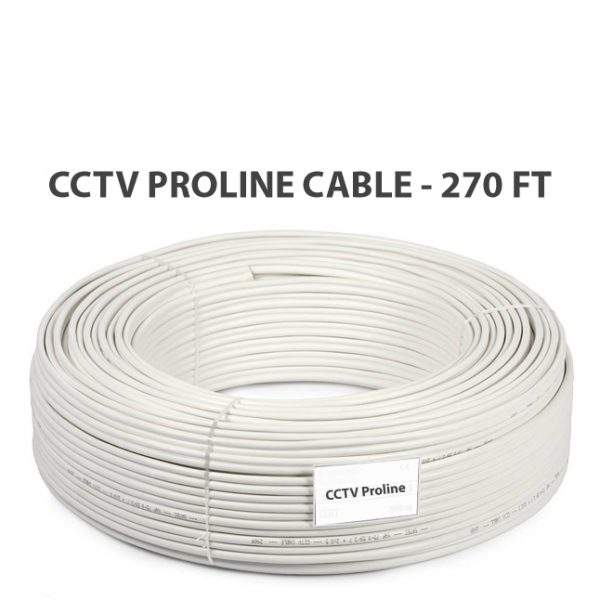 CCTV Proline Cable Price Pakistan
