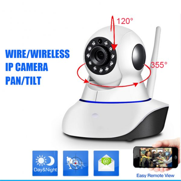 Wifi 360 Camera Pakistan
